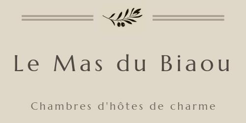 Mas du Biaou - Chambres d'hôtes en Provence